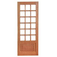Porta com Vidros 3