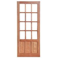 Porta com Vidros 4
