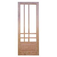 Porta com Vidros 6